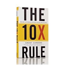 دانلود کتاب قانون10X
