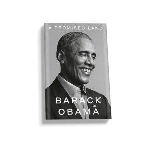 کتاب سرزمین موعود باراک اوباما