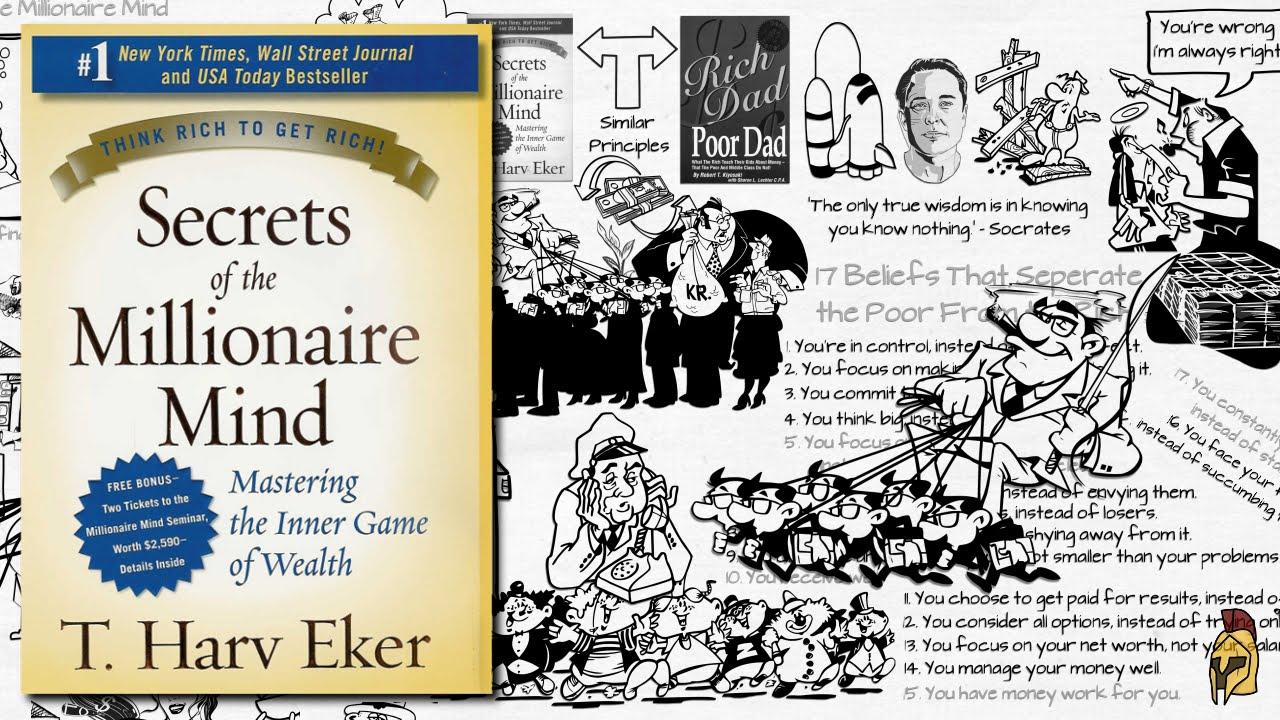 دانلود رایگان کتاب اسرار ذهن ثروتمند